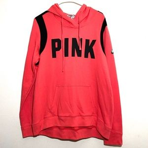 NWT Victoria's Secret PINK Oversized Logo Hoodie